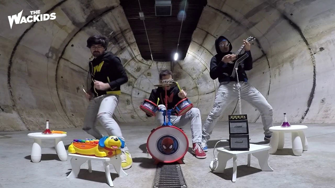 Wackids – Rock'n Toys session : Highway to Hell