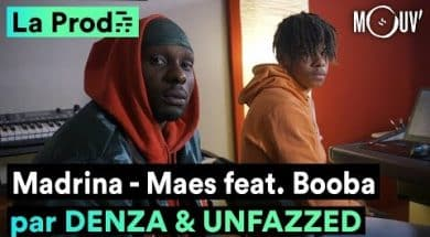 Madrina de Maes ft Booba … from Bordeaux !