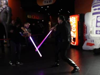 Star Wars Rogue One Gaumont Talence