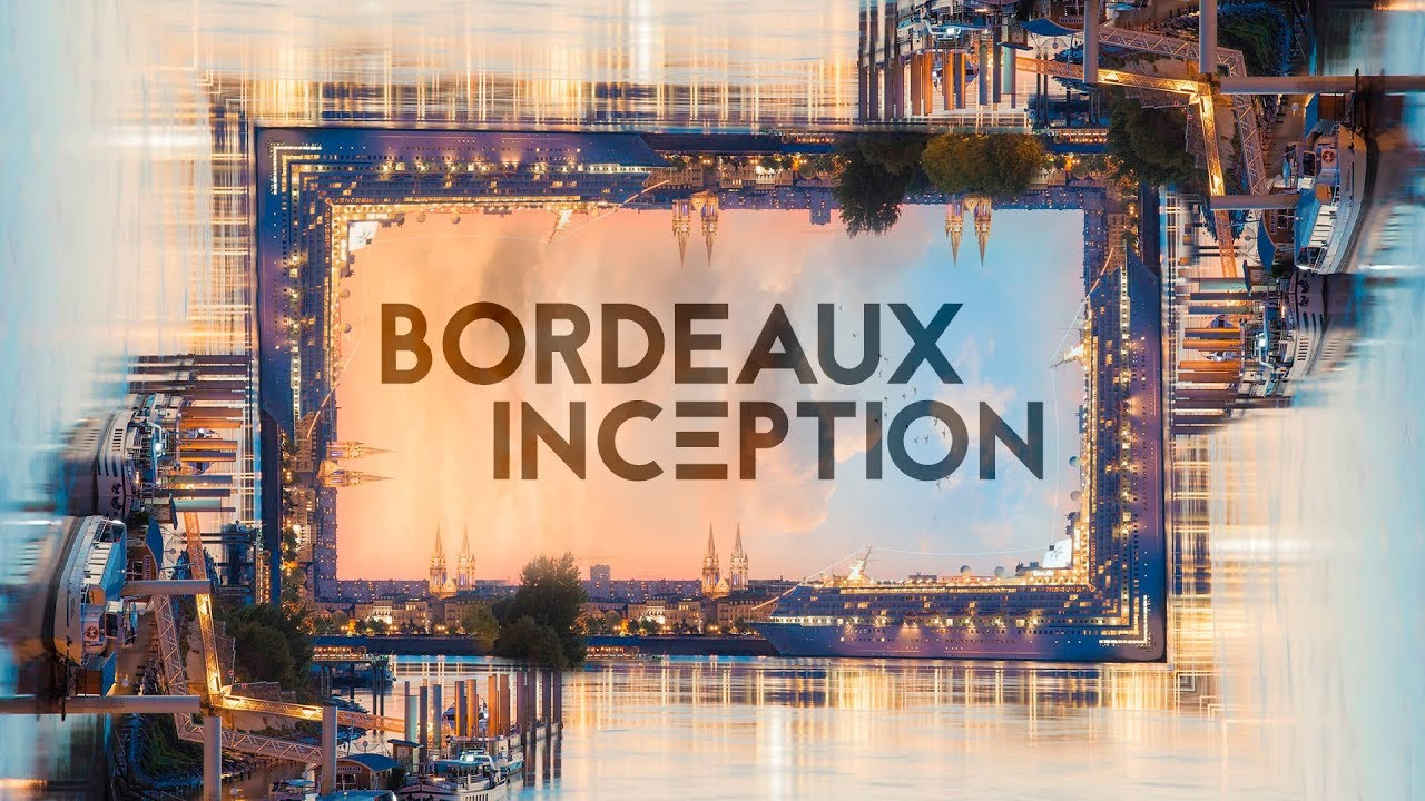 Bordeaux Inception 4K de Geoffroy Groult