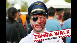 Zombie Walk à Bordeaux